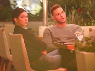 Kendall Jenner Crashes Blake Griffin's Boys' Night Out