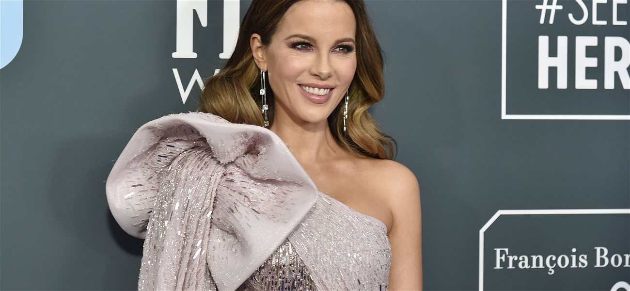 Kate Beckinsale Gushes Over Her 'Incredibly Hot' 73-Year-Old Mom