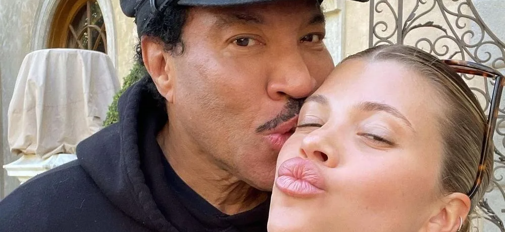Four Times Sofia Proved She's Her Dad Lionel Richie's Biggest Fan