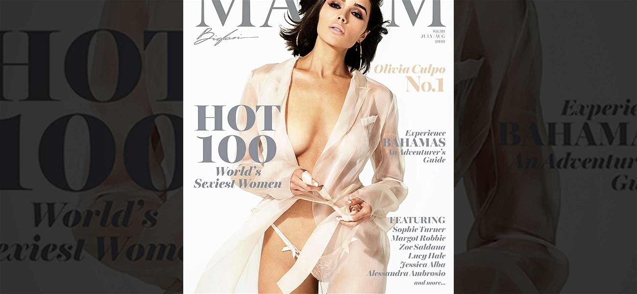 Olivia Culpo Shoots Steamy Maxim Cover After Scoring Top Spot for 'Hot 100'
