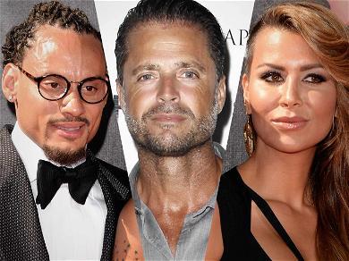 Soccer Star Jermaine Jones' Wife Files for Divorce Amid David Charvet Drama