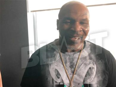Mike Tyson Now Making Bongs, Keeps Quiet On Smoking Kush with Conor McGregor