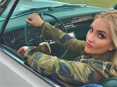 Britney Spears' Sister Jamie Lynn Stuns Pantless In XL Pandemic Showoff