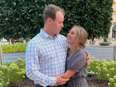 'Counting On' Star Joseph Duggar And Wife Kendra Announce Baby No. 3 Is On The Way!