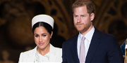 Meghan Markle & Prince Harry Pictured Together For The First Time Since Megxit