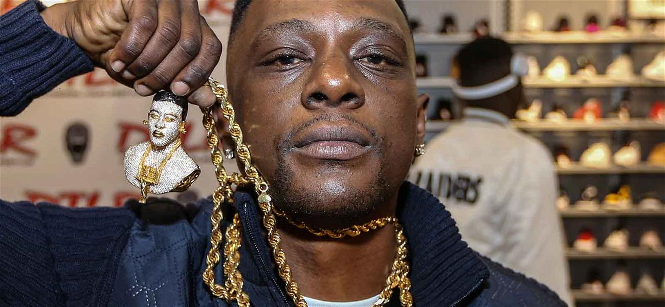 Lil Boosie Sued for Assault and Battery by Mall Security Guard