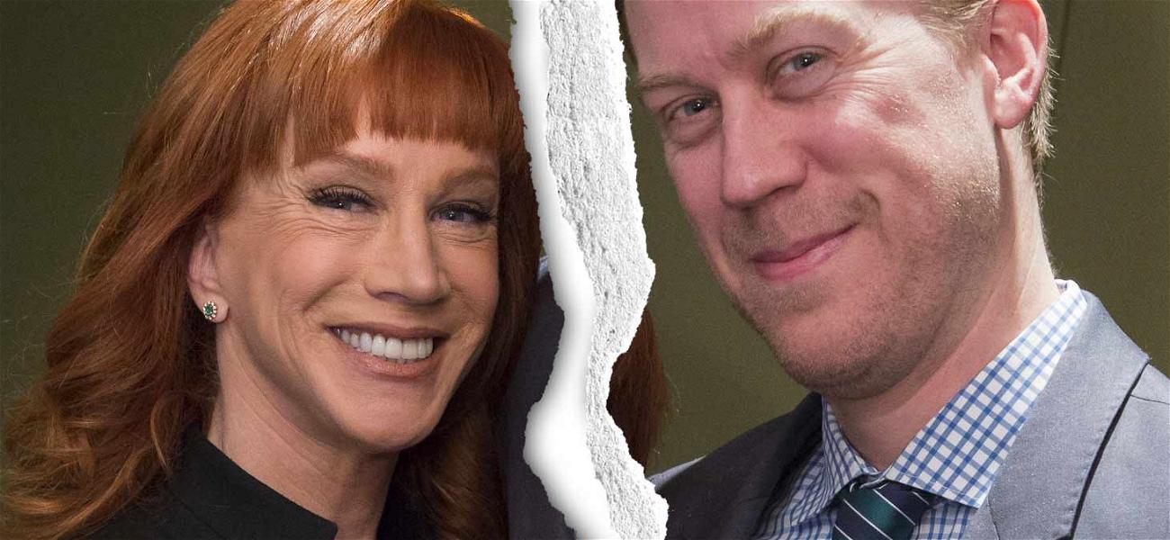 Kathy Griffin Announces Separation from Longtime Boyfriend
