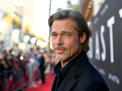 Brad Pitt Opens Up About The Rumors That He's Dating Again 3 Years After His Split From Angelina Jolie