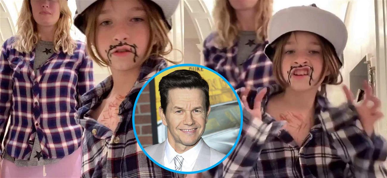 Mark Wahlberg Utterly Confused By Daughter's Carole Baskin TikTok Dance: 'Tell Me What This Is?'
