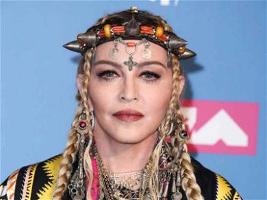 Madonna Says Her Disastrous Aretha Franklin VMA Tribute Wasn't Even a Tribute