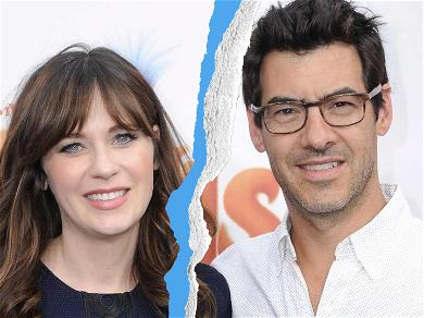 Zooey Deschanel & Husband Split After Four Years of Marriage