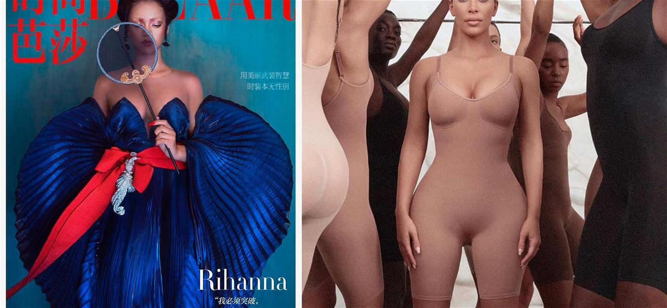 Rihanna Slammed For Cultural Appropriation Amid Kim Kardashian's Kimono Controversy