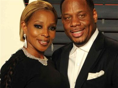 Mary J. Blige's Estranged Husband Claims He Was Hospitalized Because of Their Divorce