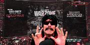 'Dr. Disrespect' Remains Top 10 Twitch Streamer Despite Ban