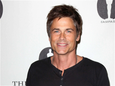 Rob Lowe Denies Meghan & Harry's Oprah Interview Was Shot At His House