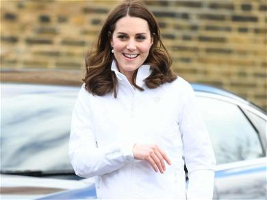 Duchess Catherine Goes Royally Casual in a Pair of Nikes