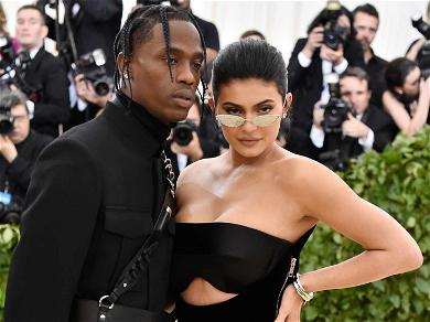 Travis Scott Says He's About to Propose to Kylie Jenner