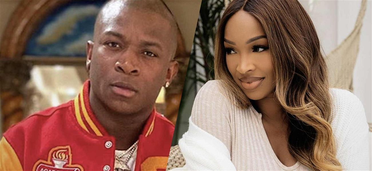 O.T. Genasis Shares First Pic Of Son With Malika Haqq & He Looks Just Like Daddy!