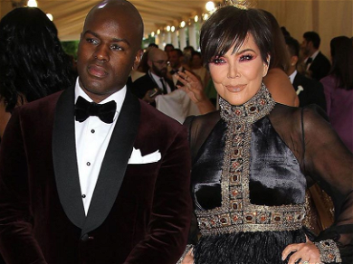 Kris Jenner Flaunts 'P—y Power' While Celebrating Corey Gamble's Birthday