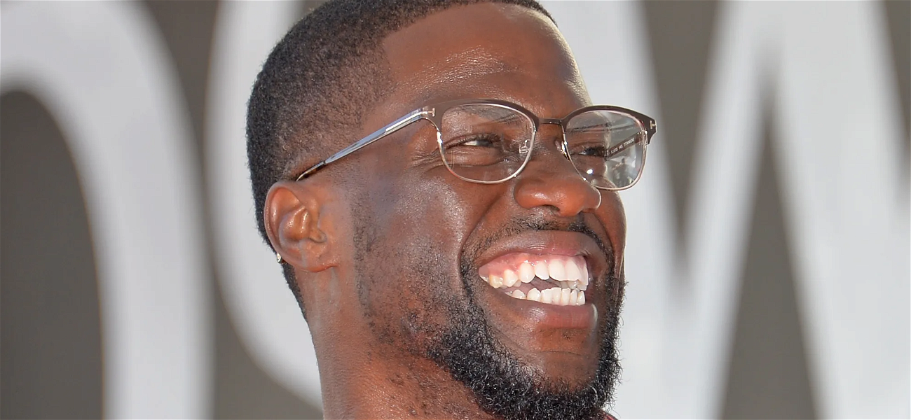 Kevin Hart Earns Second NY Times Best Seller Spot With New Children's Book