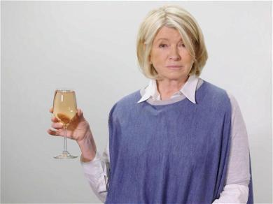 Martha Stewart Playing 'Never Have I Ever' Will Make Your Entire Day