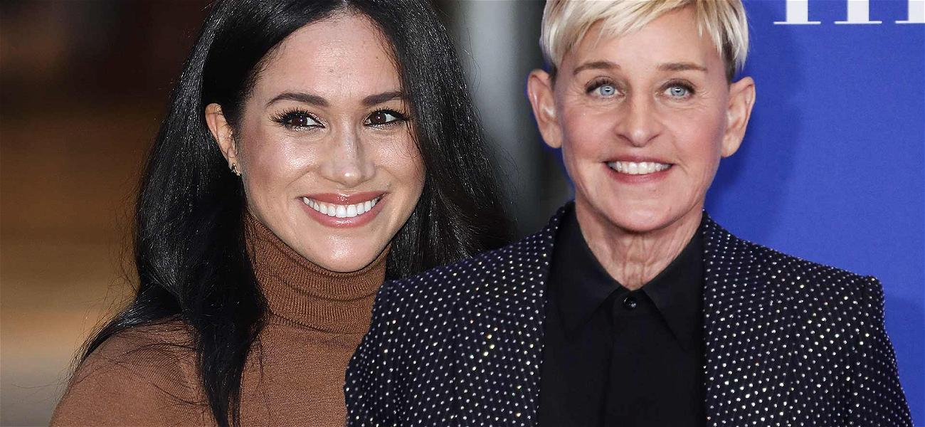 Meghan Markle Will Sit Down With Ellen DeGeneres For First Interview Since Royal Exit