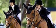 Mary-Kate Olsen Looks Fierce While Riding a Horse, of Course
