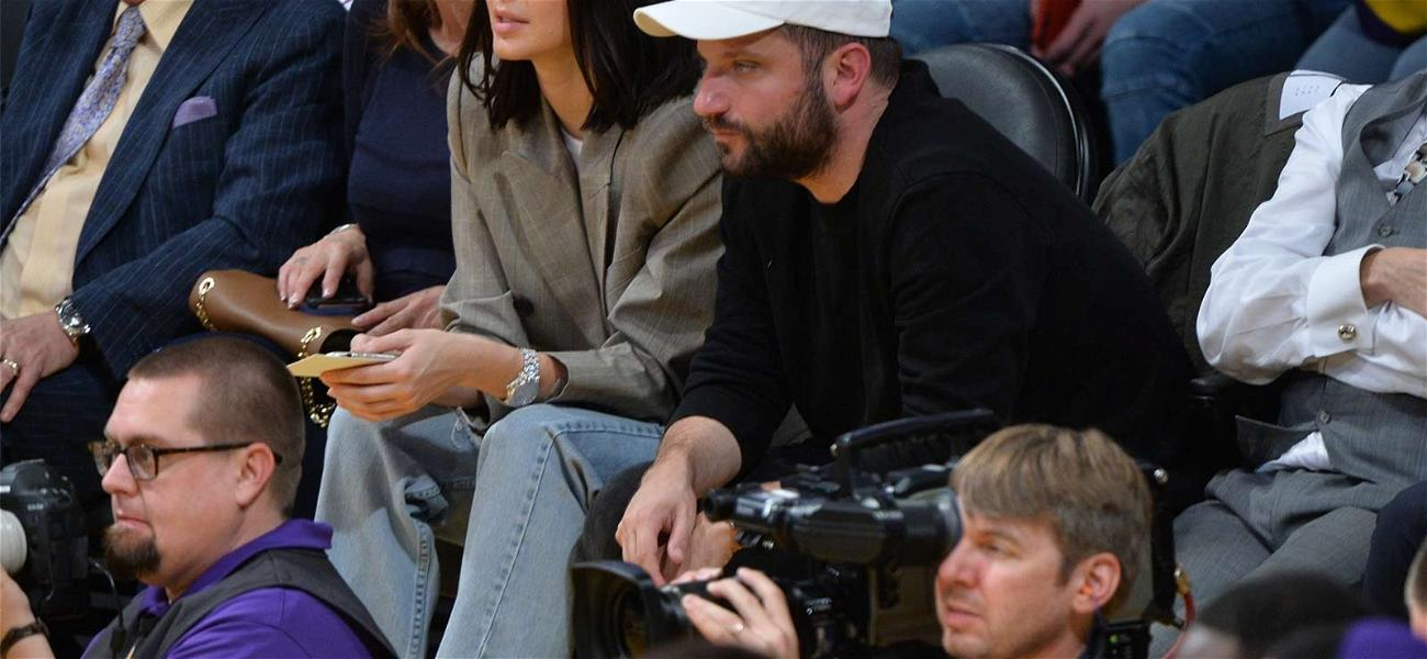 Kendall Jenner Has the Best Seat in the House to Watch BF Blake Griffin Ball Out