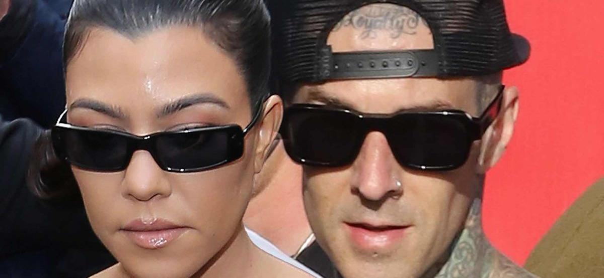 Travis Barker Shares Orgasm Details About Kourtney Kardashian