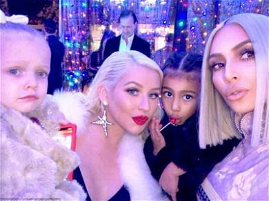Kardashian Christmas Eve Party