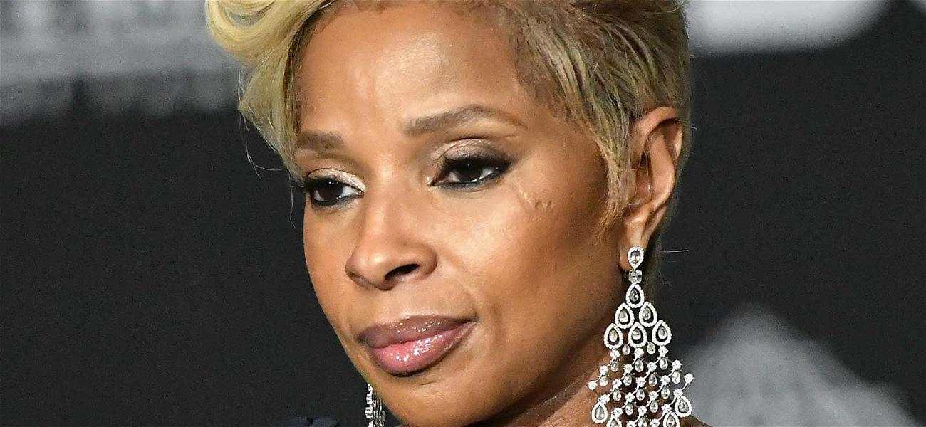 Mary J. Blige Sued for Allegedly Bailing on and Trashing L.A. Rental Mansion