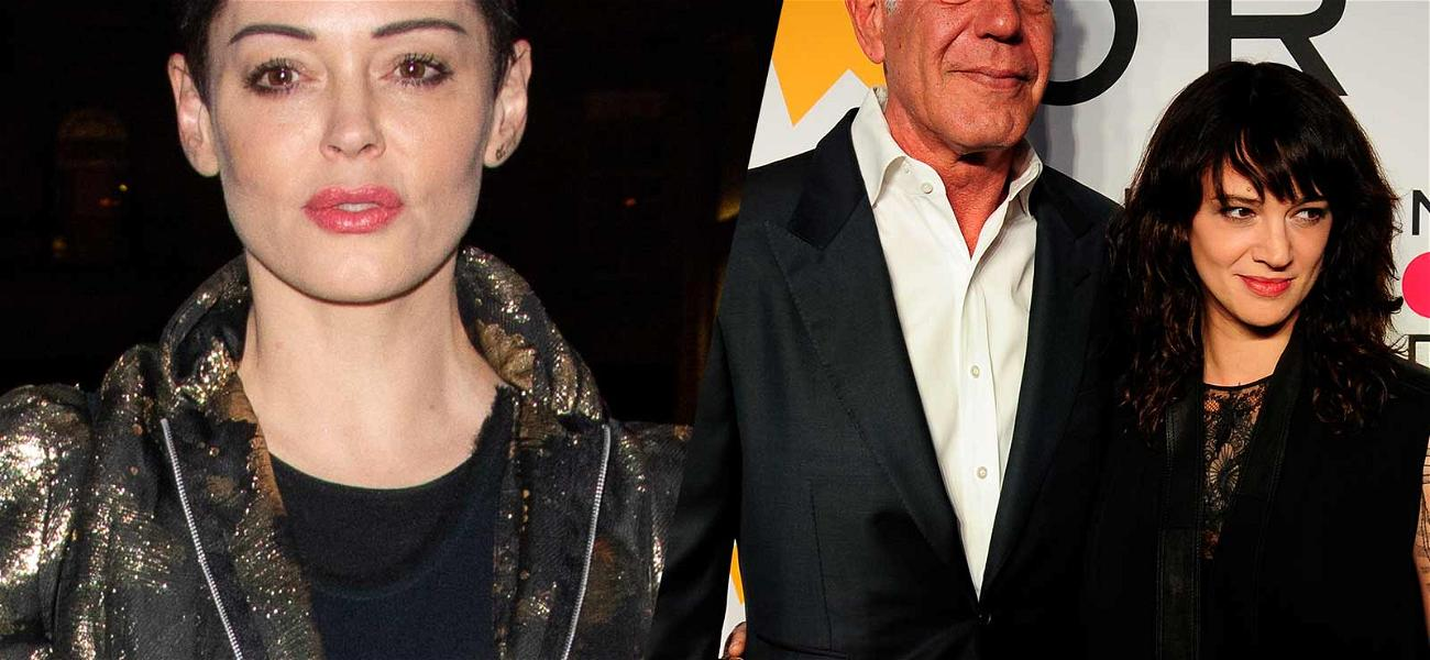 Rose McGowan, Asia Argento Ask People Not to Assign 'Blame' for Anthony Bourdain's Death