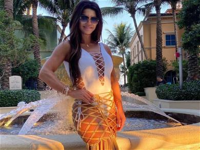 'RHONJ' Star Teresa Giudice CRUSHES Instagram Showing Off Her Insane Bikini Body!