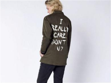 Response to Melania Trump's 'I Really Don't Care' Jacket Sells Out in One Hour, Proceeds Go to Charity