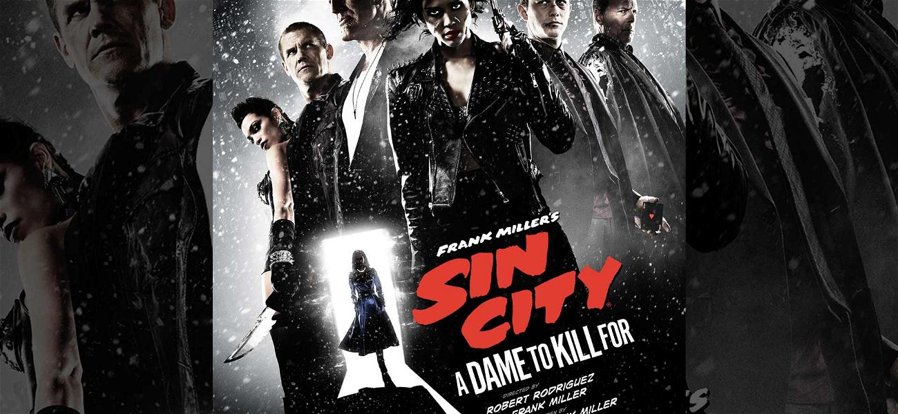 Harvey Weinstein & His Brother Accused of Screwing 'Sin City: A Dame To Kill For'