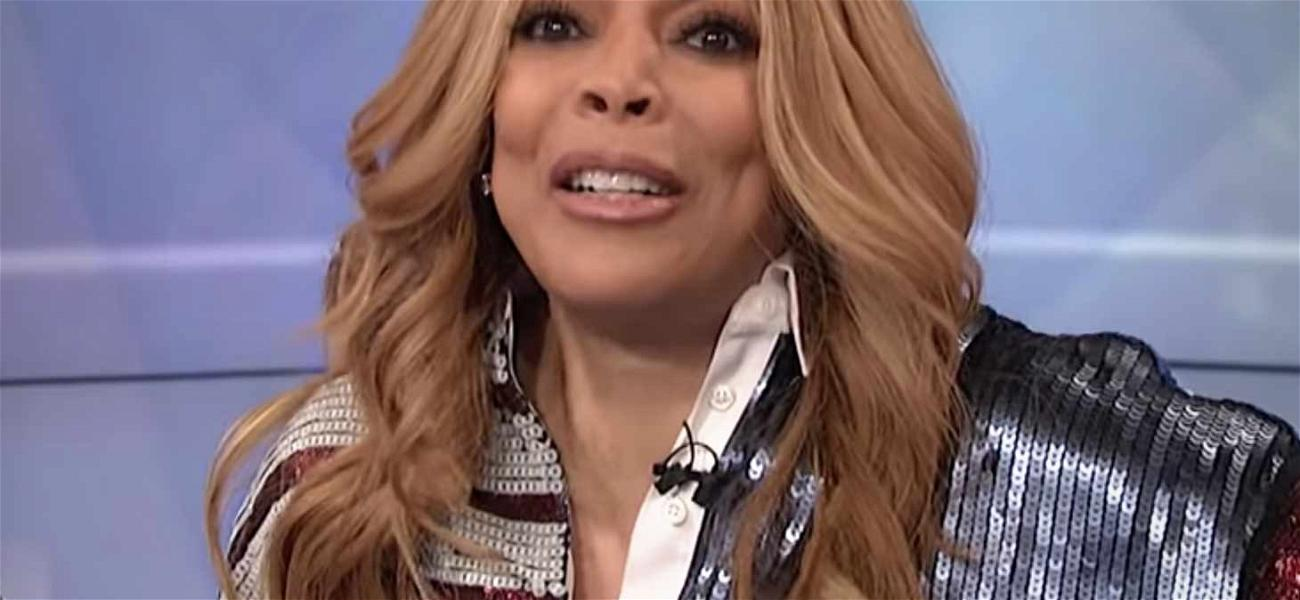 Wendy Williams Apologizes for Taking Painkillers Before Taping of Show