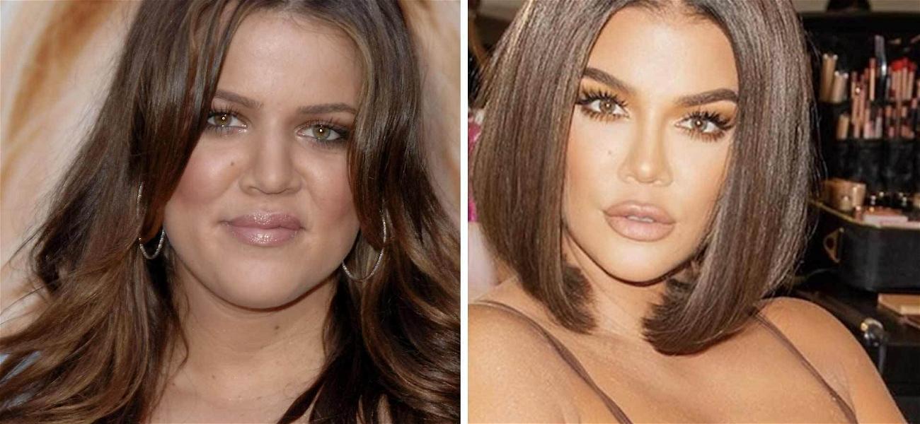 Khloe Kardashian Debuts Drastic New Look, Plastic Surgeons Weigh In