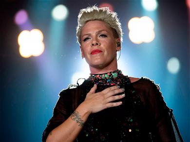 Singer Pink Blasts 'All Lives Matter' Commenters After Sharing Billie Eilish's Message