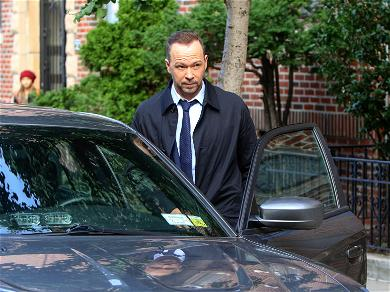 'Blue Bloods' Star Donnie Wahlberg Reveals What Scene Made Him Cry During Filming