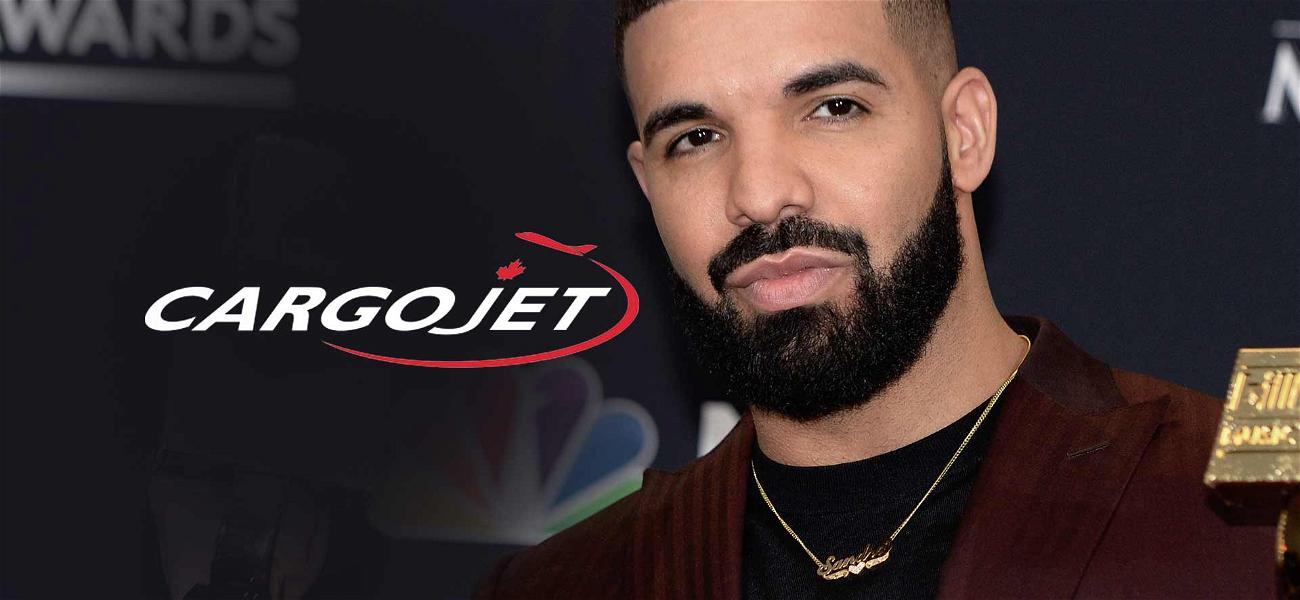 Drake Announces Partnership With Canadian Air Cargo Company After They Build Him a Jumbo Jet!