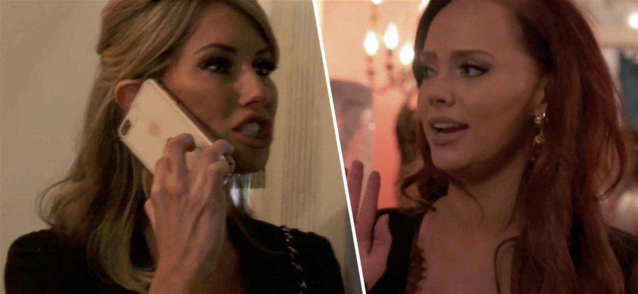 'Southern Charm' Star Ashley Jacobs Calls Kathryn Dennis 'Petty' After Star Throws Shade