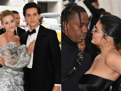 Couples Pack on the PDA at 'Heavenly Bodies' Met Gala