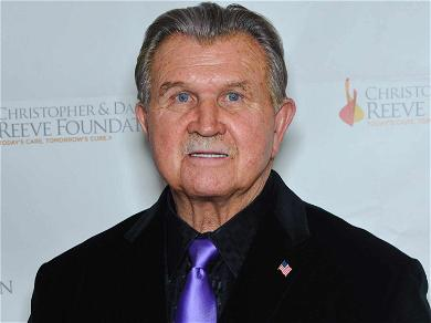 Legendary NFL Coach Mike Ditka Recovering After Suffering a Heart Attack