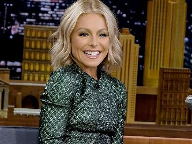 Kelly Ripa Shows Instagram Why Bath Time Is Unpopular