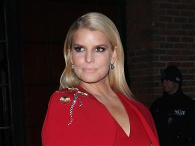 Jessica SimpsonRefuses To Watch 'Framing Britney Spears'