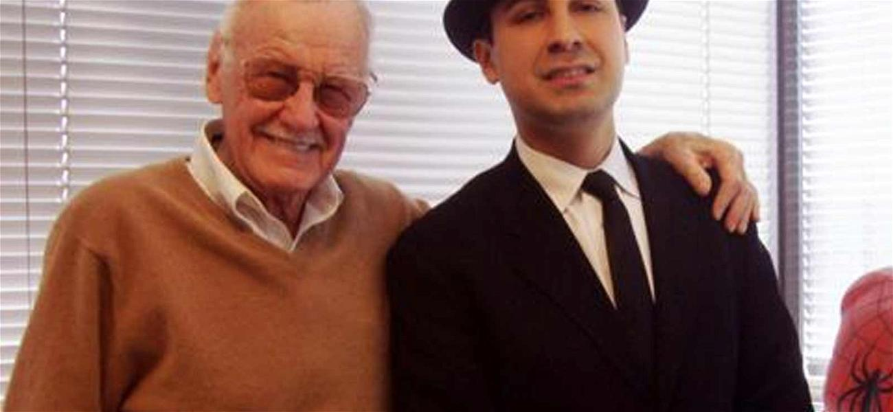 Stan Lee's Business Manager Allegedly Threatened to Kill His Mother's Apartment Manager