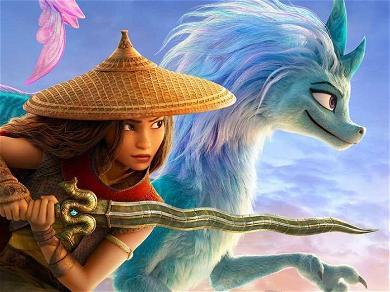 Disney's 'Raya & The Last Dragon' Getting Trolled On Instagram?