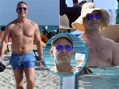 Andy Cohen Still Enjoying The Party Life Before Fatherhood