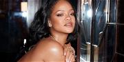Rihanna LIGHTS UP Instagram With Smoking Hot Photos Showing Off Her Gun Tattoo!
