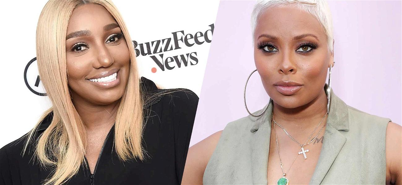'RHOA' Star NeNe Leakes Fires Back At Eva Marcille With Makeup Free Photo